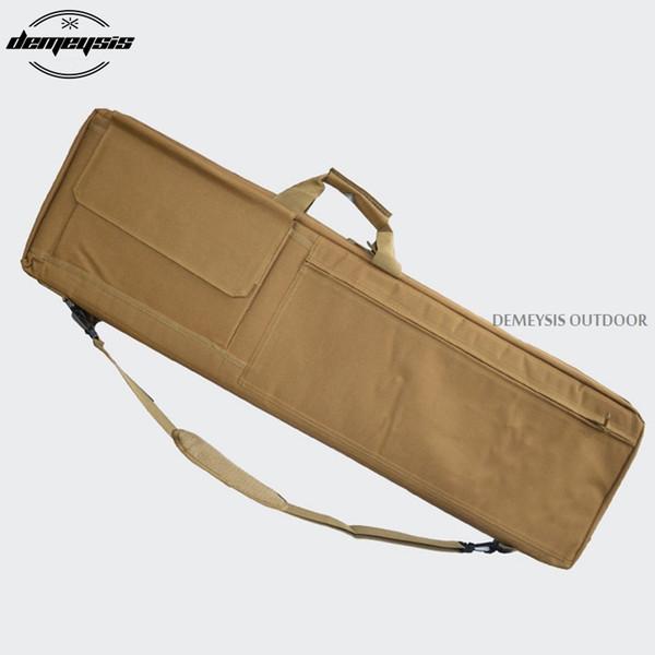 85 CM / 100 CM Tactical Gun Bag Case Air Rifle Case Shoulder Gun Pouch Hunting Carry Bags Airsoft Air Rifle Protection Bag #123216