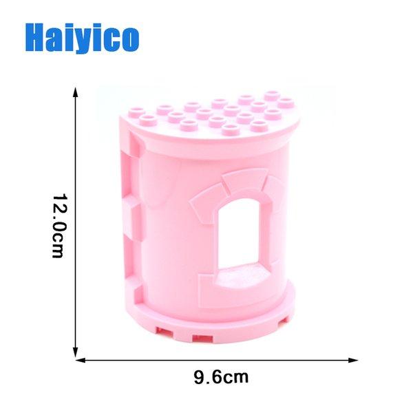 розовый замок wall9