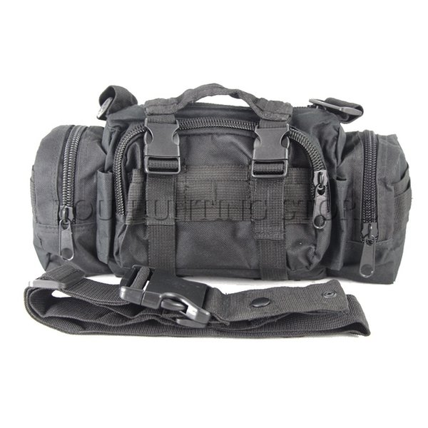 Tactical Camping Hiking Bike Climbing Sport Military Army Travel Waist Pack Hand Carry Pouch Shoulder Bag Tactical Outdoor Bags #109028