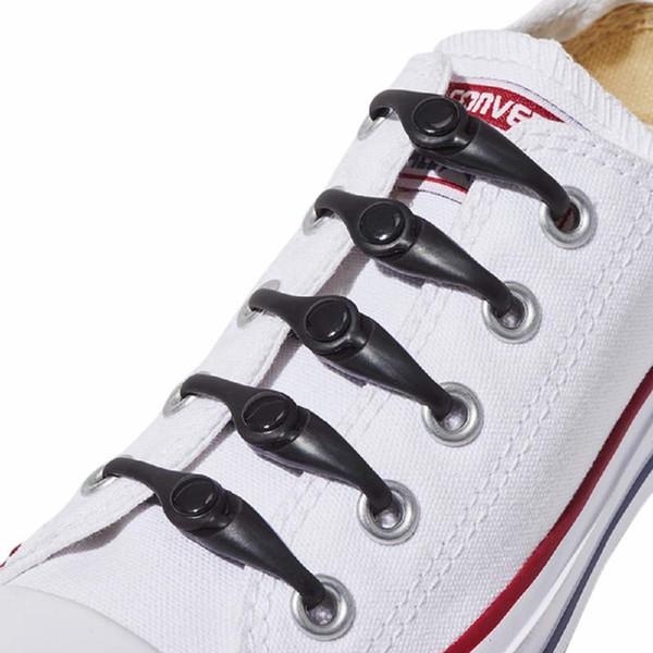 Neue 2.0 Performance Einheitsgröße ohne Krawatte Elastische Schnürsenkel (14 Schnürsenkel, funktioniert in allen Schuhen)