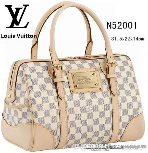 Çanta Ünlü Tasarımcı Marka Adı Moda Deri Çanta Kadınlar Bez Omuz Çantaları Bayan Deri Çanta Çanta 176 çanta Yeni stiller