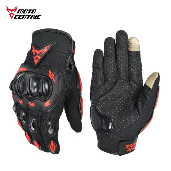 best selling New summer male breathable racing off-road gloves riding full-finger gloves motorcycle off-road gloves cycling anti-fall gloves windproof