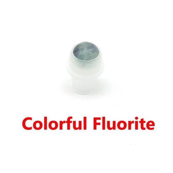 renkli Flüorit