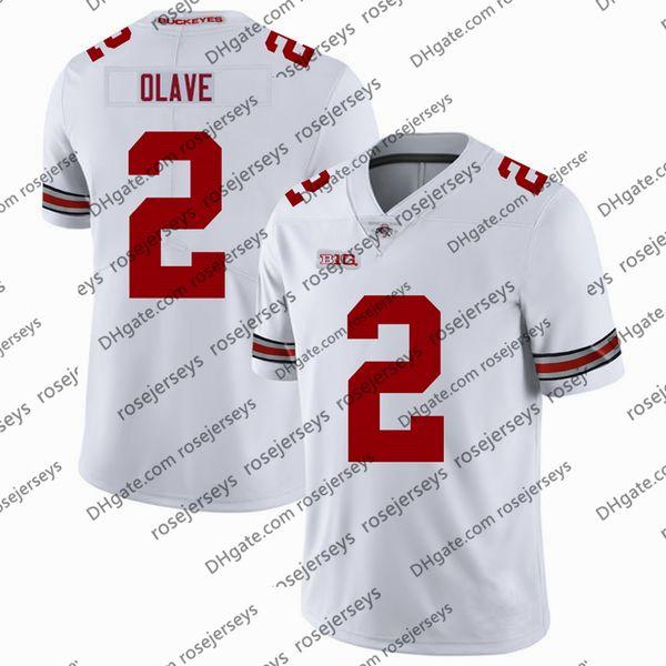 #2 Olave White