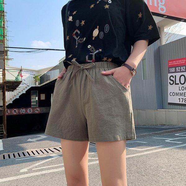 ArmyGreen Shorts