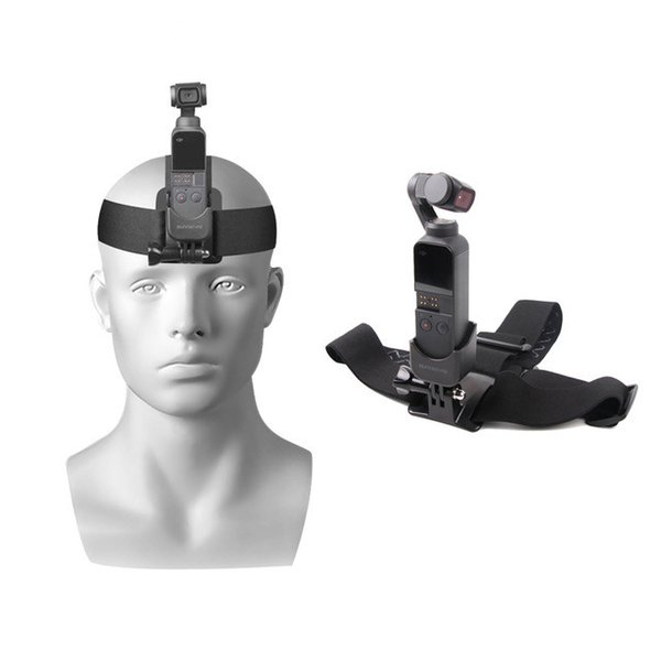 DJI OP-Q9175 New Gimbal Camera Head Band Wearing Belt Strap for DJI OSMO POCKET & GOPRO Action Camera Accessories