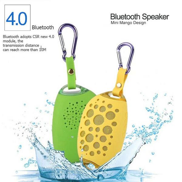 Orador estereofónico impermeável sem fio portátil recarregável de MG-X1 Bluetooth V4.0
