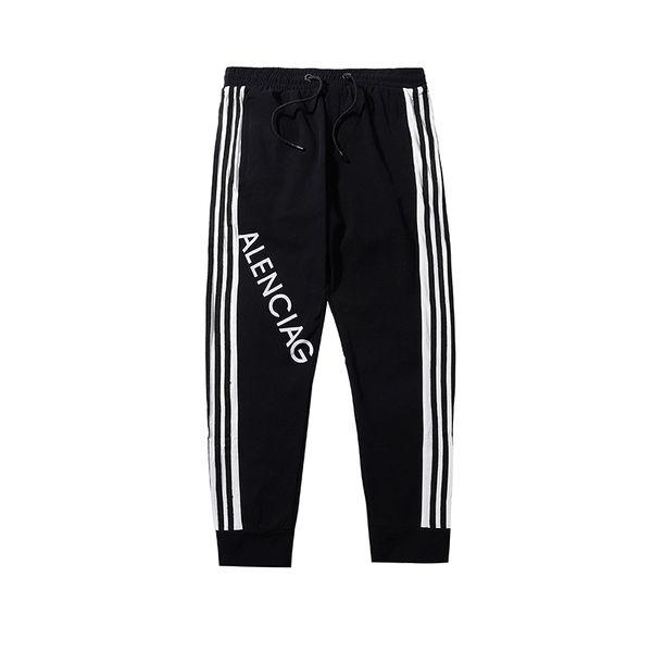 Fashion Men Brand Pants Casual Mens Designer Pants 2019 New Arrival Loose Mens Luxury Hot Sell Pants Size M-2XL