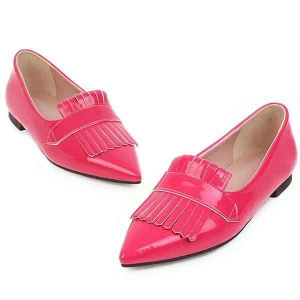 Розовый Красный