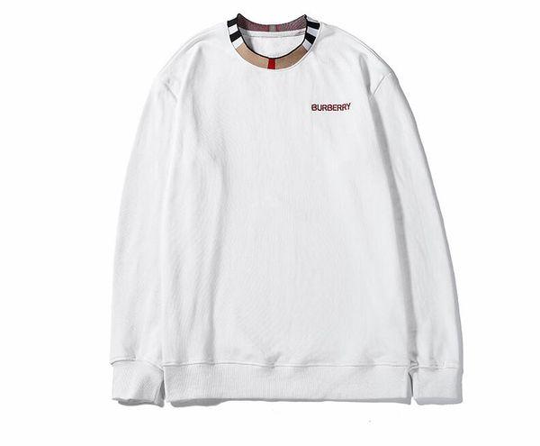 Brand Sweatshirt Hip Hop Street Sweater Hoodies Mens women Skateboards autumn Hoodie Letter Printing Mens Hoodies Sweatshirts Size M-XXL10