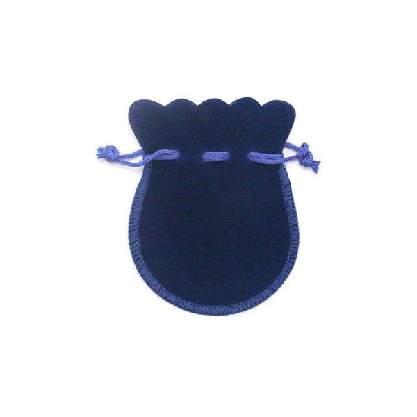 Цвет: королевский BlueSize:8x10cm