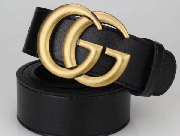 3,8 cm Largeur laiton Ceinture luxurys DESIGNERS GGS Perle Boucle Ceintures pour Hommes Femmes F8GucciS Jeans Ceinture