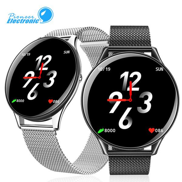 SN58 Smart Watch Men Heart Rate Blood Pressure IP68 Waterproof Tracker Clock Smartwatch Compatible Wearable Devices