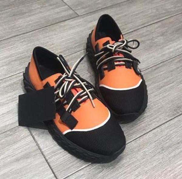 2019 Модный дизайнер Повседневная обувь для мужчин, женщин Urchin, платье, кроссовки, высококачественная колючая подошва, Италия, повседневная обувь 35-46 F035 54
