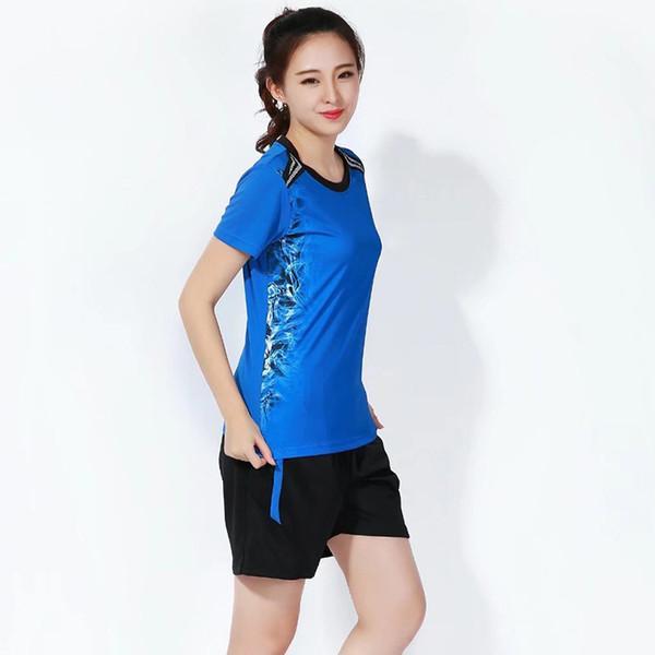 women blue set
