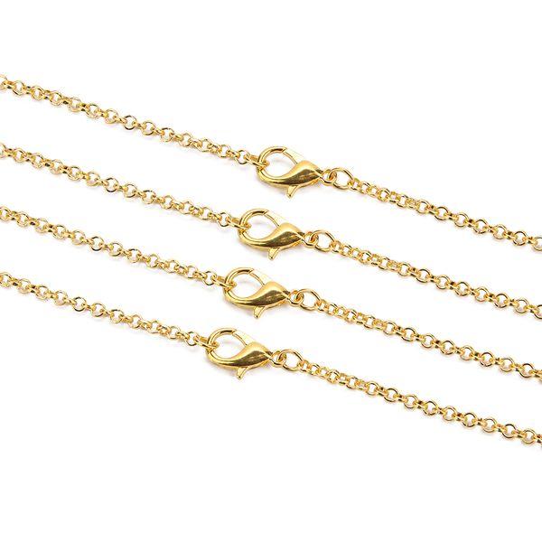 الذهب 3MM طول 60CM