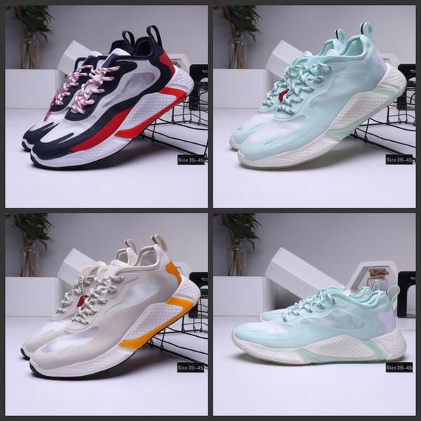 Original Hommes AlphaBounce Instinct M formateurs pour hommes baskets réfléchissantes chaussures de course hommes chaussure de sport Designer Trainer Homme Sneaker