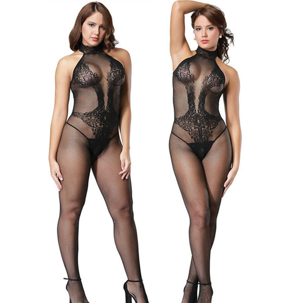 1d2993299f3 Interesting Net Clothes, Hollow Sexy Underwear, Hot Sexy Clothes, Intimate  Women's Lace Back