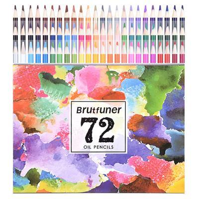 72 lápices aceitosos