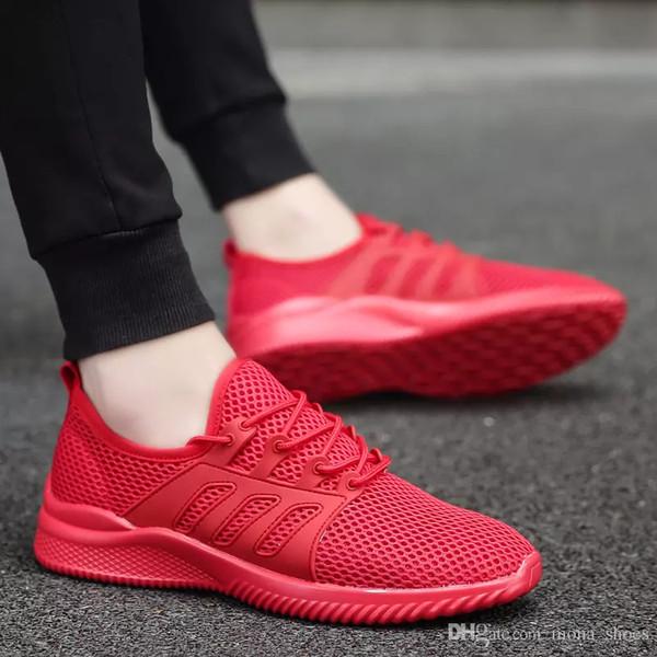 Zapatillas de hombre populares de verano Zapatillas de deporte de bajo-top Calzado casual de hombre Calzado transpirable LC-Y3-301