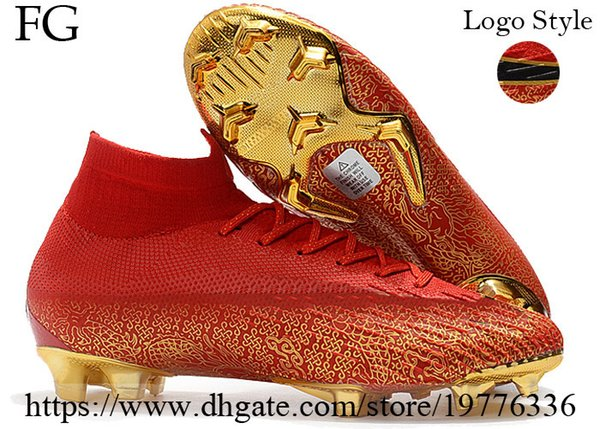 CR7 Red Gold