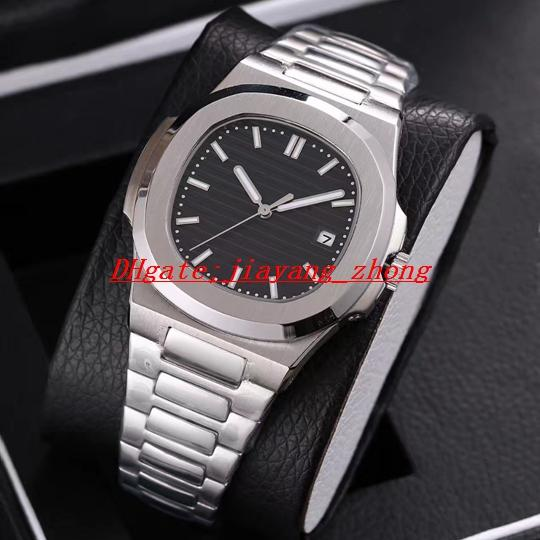 Fashion watch with high-quality stainless steel watch with fully automatic mechanical motion timing accurate men's watch