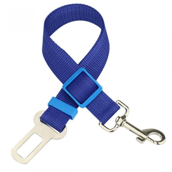 Europe belt Vehicle Car Pet Dog Seat Belt Puppy Car Seatbelt Harness Lead Clip Cat Dog Safety Lever Auto Traction