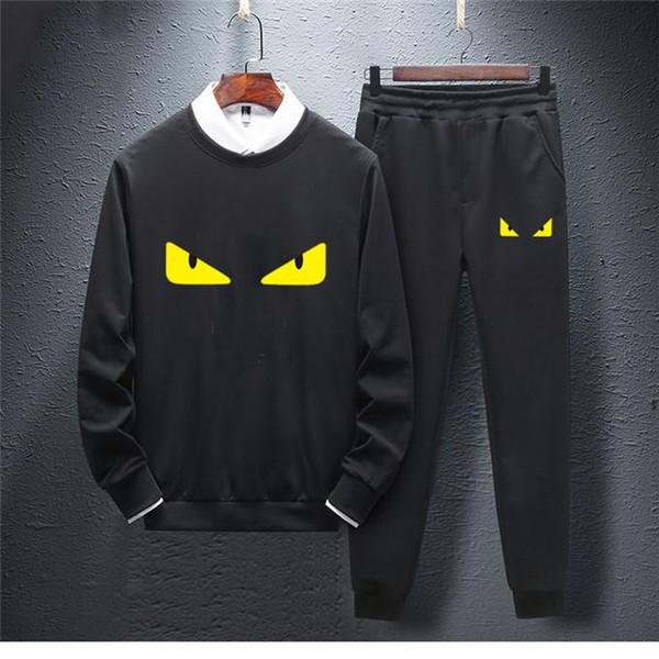 Tracksuit Men Luxury Sweat Suits Autumn Brand Mens Jogger Suits Jacket + Pants Sets Sporting WOMEN Suit Hip Hop Sets High Quality g8FENDI