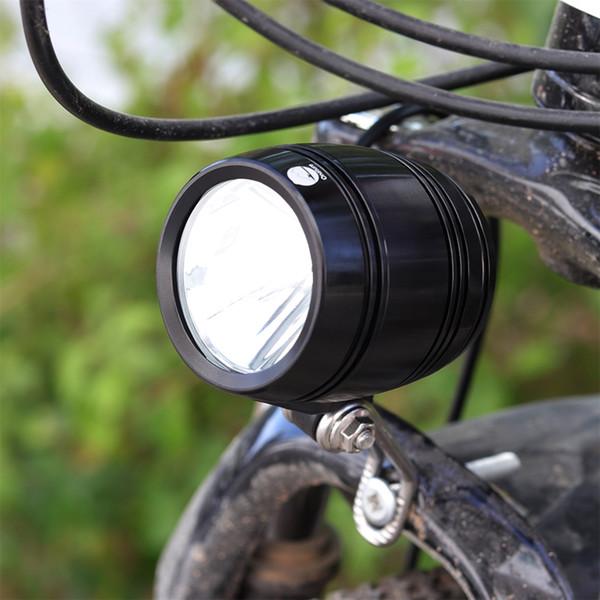 Accensione e spegnimento luce dinamo per bicicletta a led Dinamica per bici da 70 lux con ingresso AC6V 3W soddisfare tedesco Stvzo standard # 148387