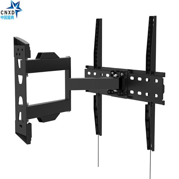 Aksesuarlar Parçalar Tam Hareketli TV Duvara Montajı Evrensel Eğim Döner Braketi TV LCD Monitör için Monitör Tutucu Stand HD Plazma