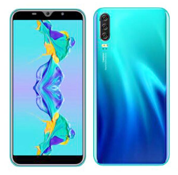 Moins cher smartphone X23-A 1 Go de RAM 16 Go de mémoire ROM 5,5 pouces d'affichage à l'écran de téléphone mobile 850/900/1800/2100 W850 / 2100 bandes téléphone