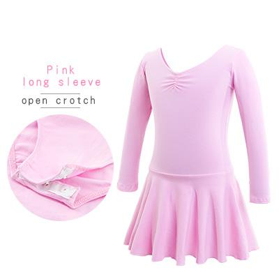 핑크 - 롱 - 오픈