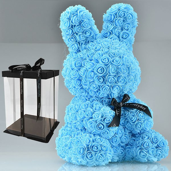 kutu ile 45cm tavşan