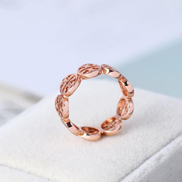 002 # anel roseg ouro