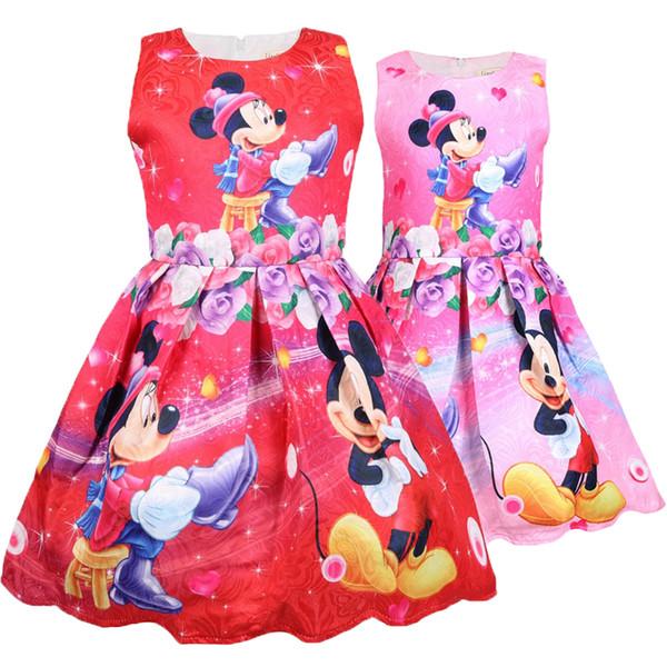 Mädchen Kleid Sommerkleider Für Mädchen Geburtstagsgeschenk Kostüm Prinzessin Kleid Kleinkind Mädchen Kleider Kinderkleidung