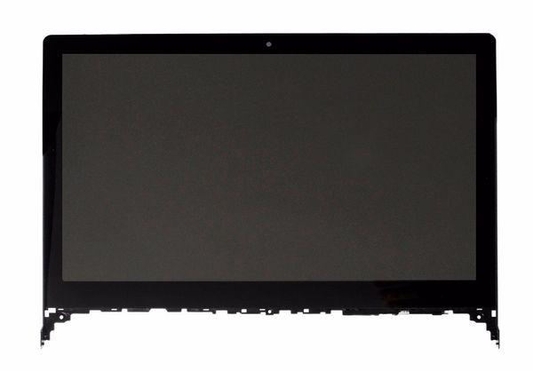 """For Lenovo Flex 2 15 15.6"""" LED LCD Touch screen Digitizer Bezel Assembly"""