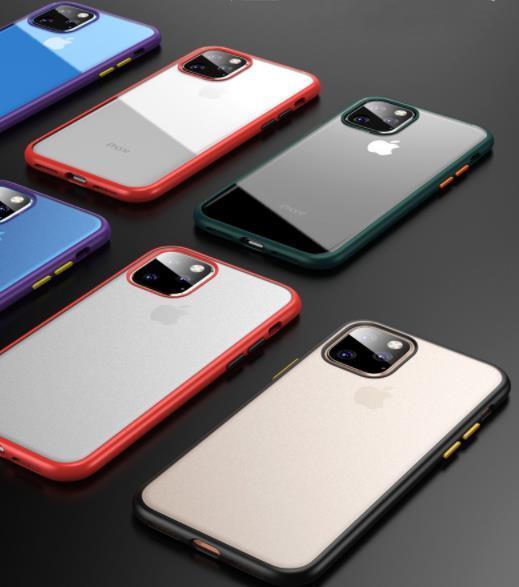 nuovo caso coperture del telefono mobile di progettazione per l'iPhone11 XR XS Max 6S 7 8 Inoltre TOP antiurto