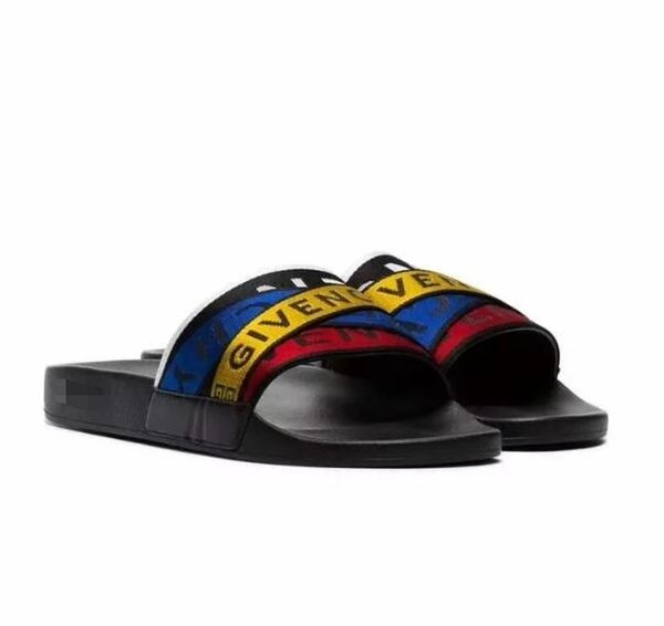 New Fashion Men and Women sandals flip-flops beach shoes slippers Top quality unisex peep toe sandals slippers #A42452