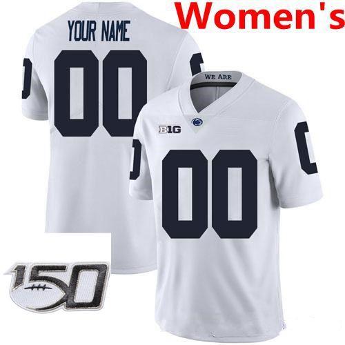 Женщины # 039; S Белый Имя с сто пятидесятый