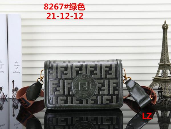 2019 Hot solds Designer Handbags Womens Designer Luxury Crossbody Bags Female Shoulder Bags Leather Chain Designer Luxury Handbags Purses 43