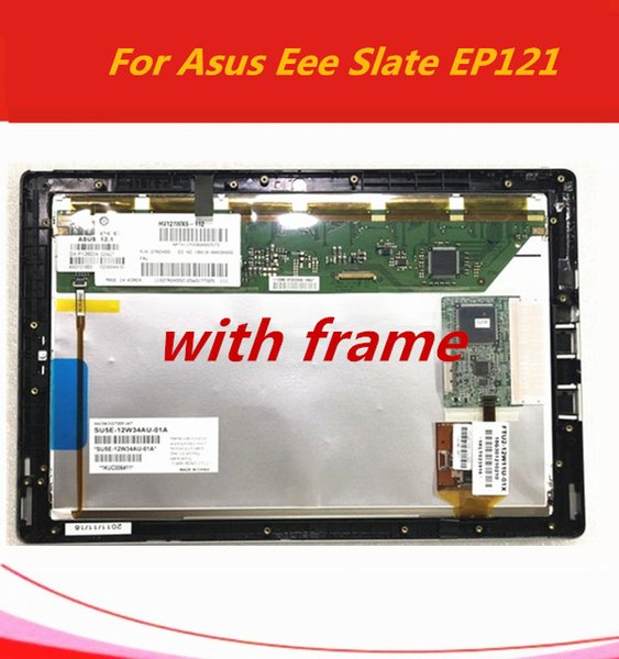 For ASUS Eee Slate B121 EP121 LCD Screen Assembly Digitizer HV121WX6
