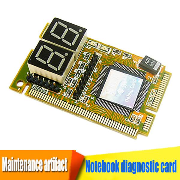 Diagnostic Post Card USB Mini PCI E PCI LPC Analyzer Tester for Laptop Notebook