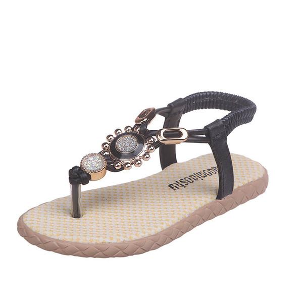Großhandel Mode Sommer Kinder Schuhe Juwel Kinder Designer Schuhe Mädchen Schuhe Mädchen Strand Sandalen Kinder Sandalen Kinder Hausschuhe Günstige
