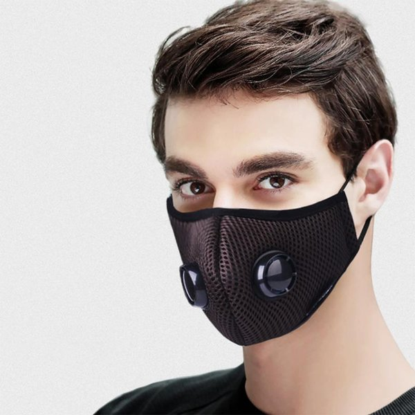 From Breathable 01 Riding Mouth Filter 33 Warm Mask Breathing Air Tide Guard 2020 Face Anti Outdoor Prescott Smog Fog And Men Women Cold