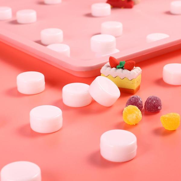 100шт/набор погремушка детские игрушки аксессуары пластиковые кольца коробка ремонт Fix игрушки шумелка вставить домашних животных детские пищалка для партии