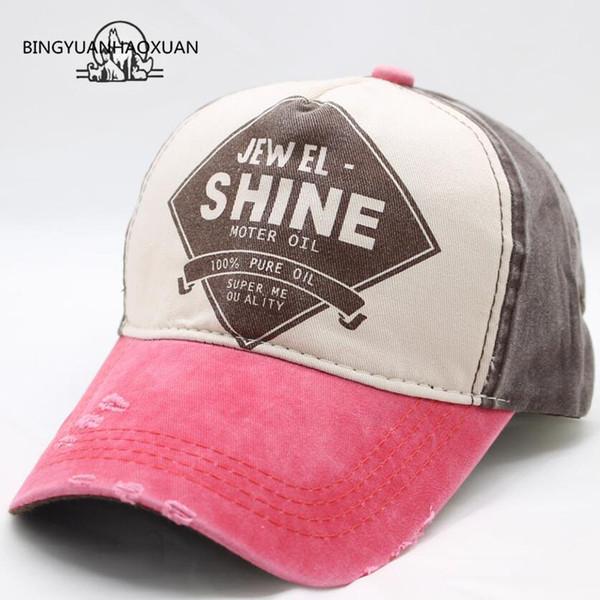 BINGYUANHAOXUAN Baseball Cap Women Fitted Cap Snapback Hats for Men Hip Hop Casual Cheap Hats Casquette Gorras Bone