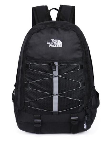 Дизайнерский северный новый мужской женский рюкзак водонепроницаемый Faceitied школ