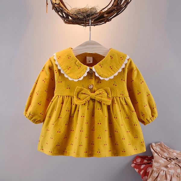 Il vestito infantile all'ingrosso di estate del vestito dalla ragazza del bambino delle ragazze di estate 2019 si veste il prezzo basso del vestito dal colore solido di estate dei vestiti caldi della neonata di vendita
