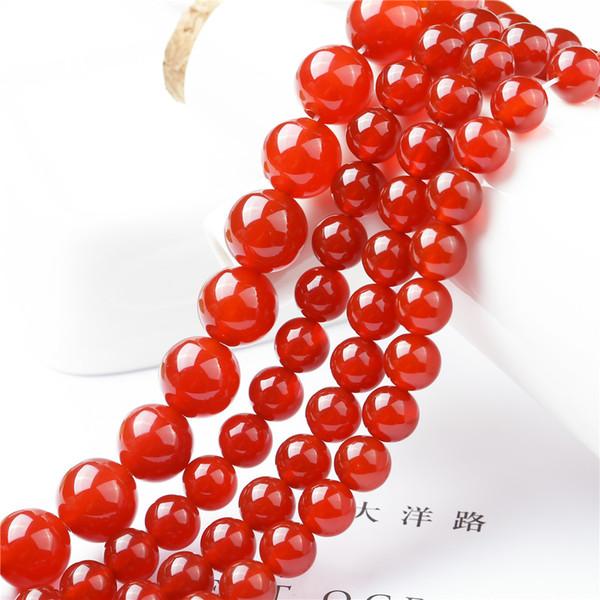 LOSHEREN Islam Tasbih Original Stein 12 MM 14 MM Achate Perlen 100 Muslim Rosenkranz Armbänder