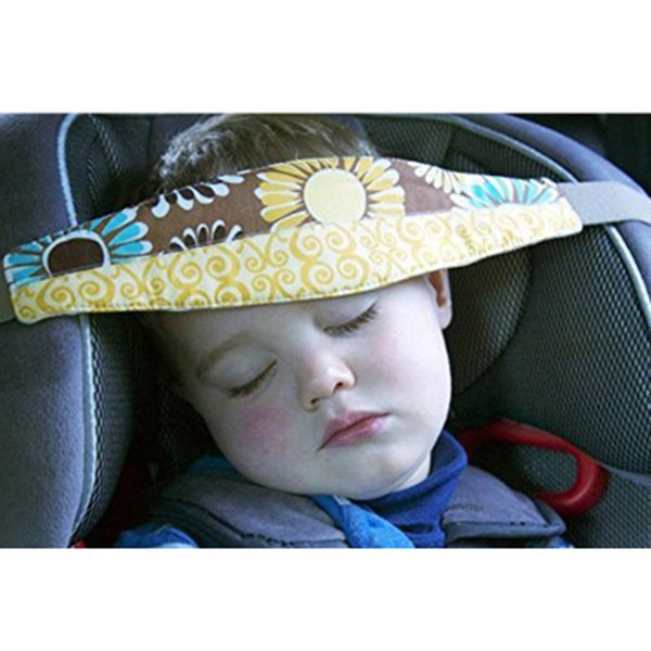 2 Packs Toddler Car Seat Neck Relief and Head Support Pillow Support Head Band